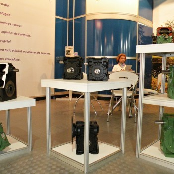 Transmaq na Fiema 2012 - Produtos expostos